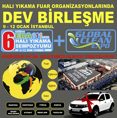 6. HALI YIKAMA SEMPOZYUMU + GLOBAL CLEAN EXPO